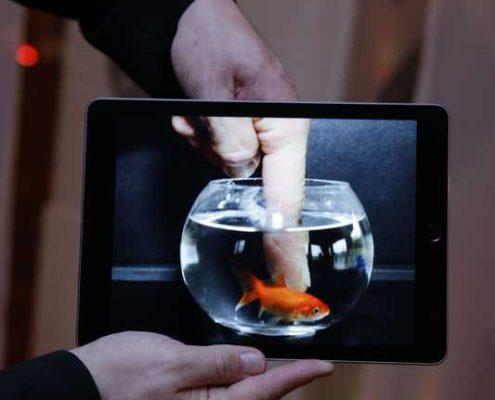 Magicien digitale iPad iPhone pour vos évènements
