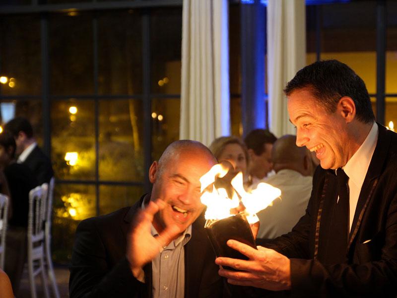 magicien anniversaire Deauville