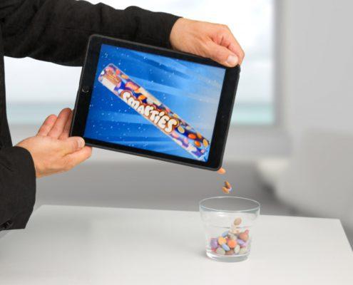 Magie numérique, iPad iPhone