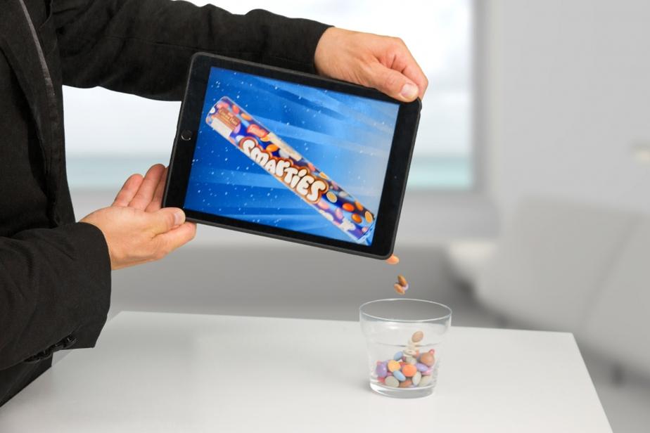 magicien Renne Magie numérique, iPad iPhone