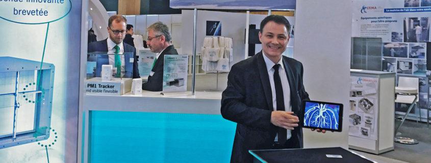 Magicien numérique salon exposition