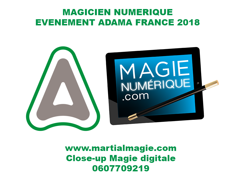Magicien close-up Paris