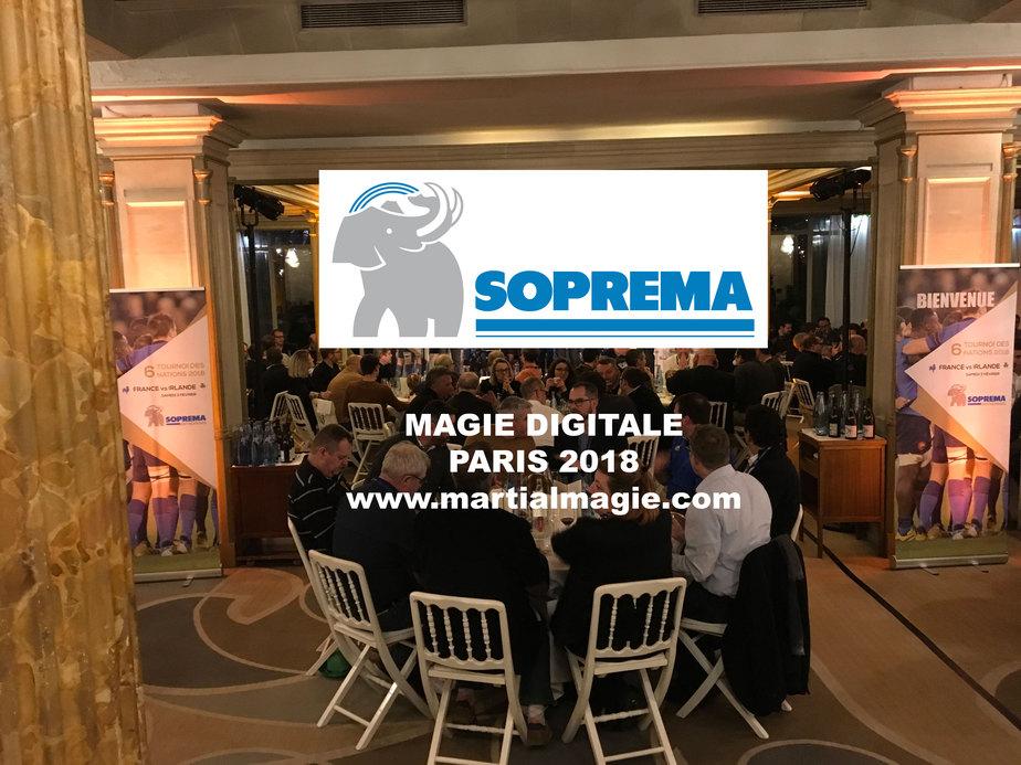 Magicien professionnel à Paris
