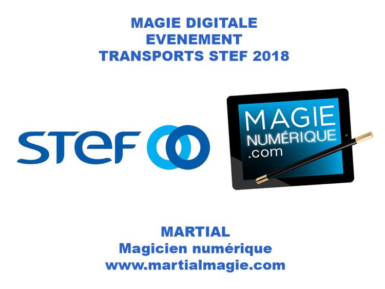 Magie numérique- Magie entreprise