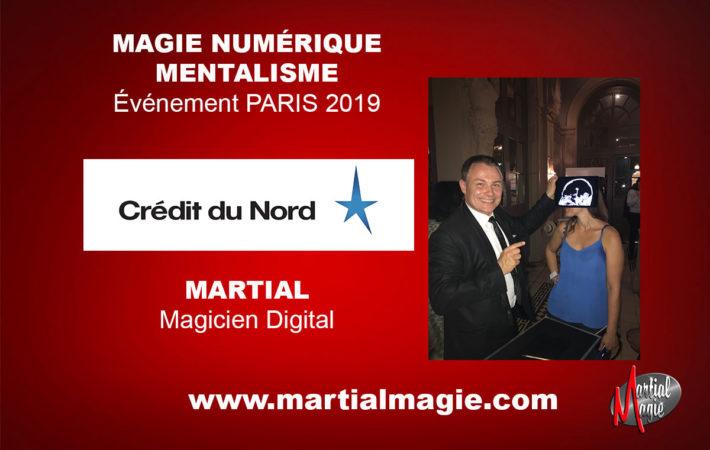 Magicien numérique