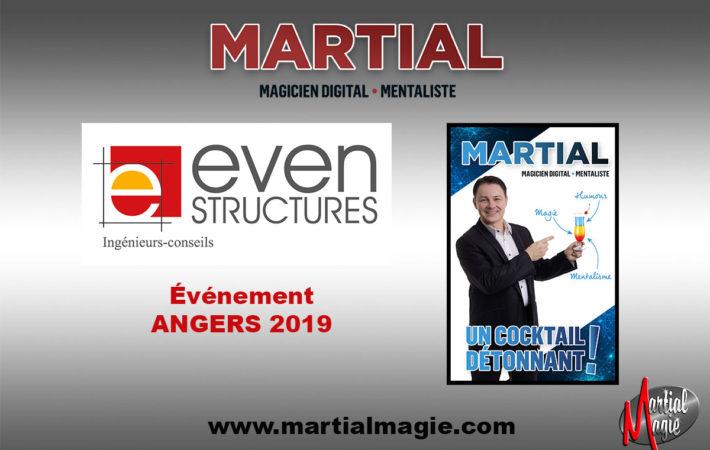 Magie digitale à Angers