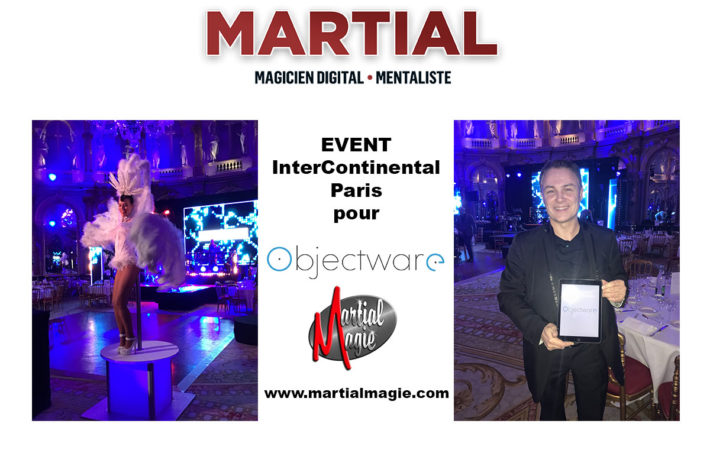 Magicien digital et mentaliste