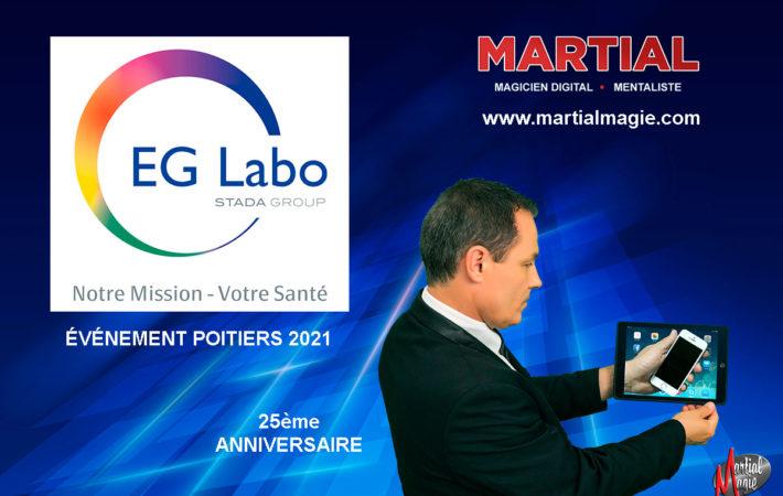 Magicien digital Poitiers